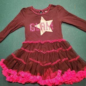 Beautiful Ruffled Girls dress